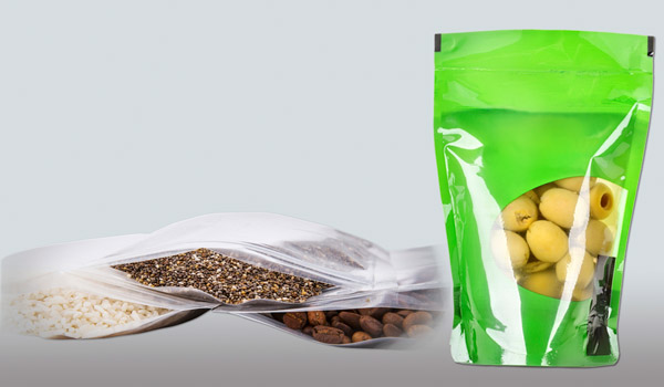 Special flexible packaging