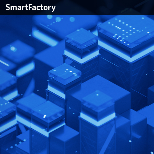 SmartFactory Recipe Management Tile
