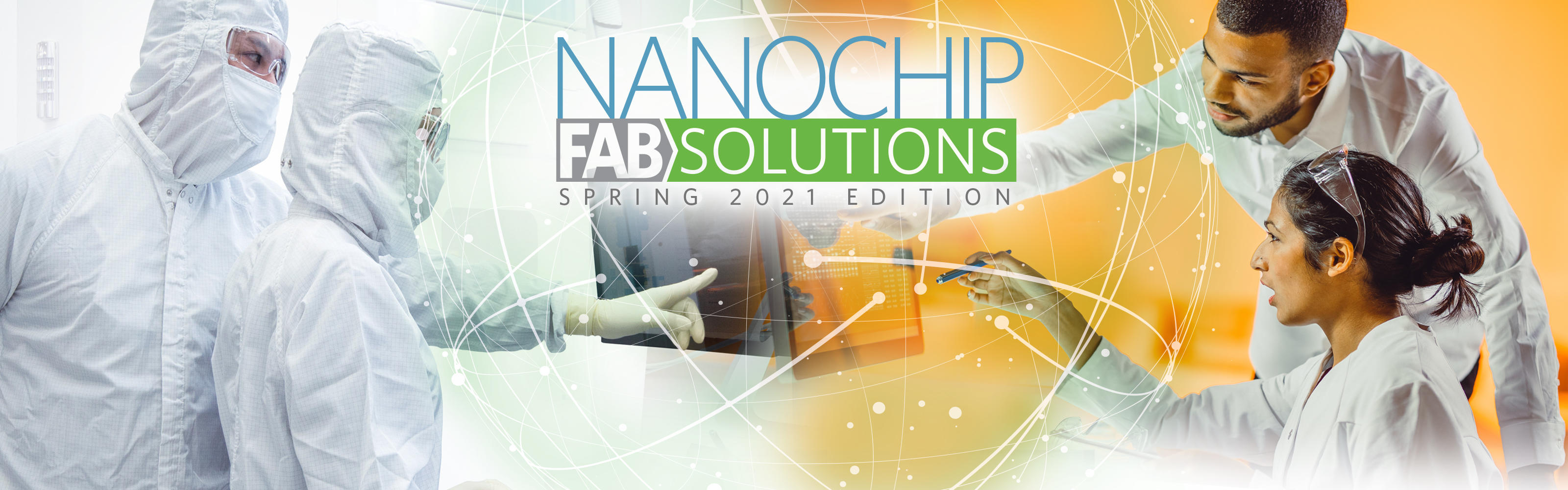 Read Nanochip Spring 2021 Edition